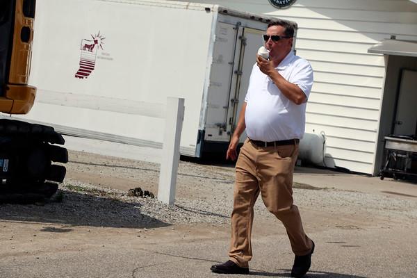 Jerry Menser, of Elkhart/Plymouth