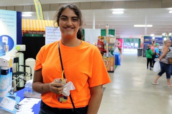 Priya Sommers, 16, Goshen