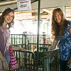 LEANDRA BEABOUT | THE GOSHEN NEWS<br /> Katherine, 17, and Deborah Chupp, both of Goshen