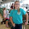 Jozelynn Zentz, 12, Nappanee