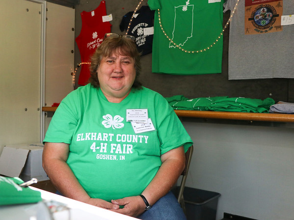LEANDRA BEABOUT   THE GOSHEN NEWS<br /> Pay McKinley of Elkhart