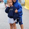 Sawyer, 4, with his sister Sayler McKee, Goshen