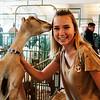 Rylan Balentine, 13, from Goshen