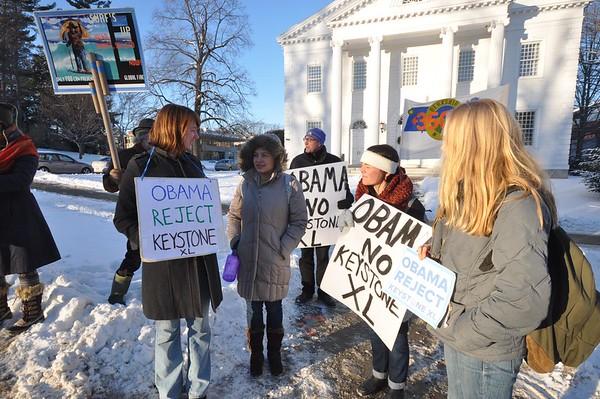 Keystone Pipeline XL protest-011315