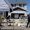 """Law enforcement and fire/rescue officers from around Boulder County responded to a  meth lab clean up on Bonanza Dr. in Erie on Friday. For a video of the scene, go to  <a href=""""http://www.dailycamera.com"""">http://www.dailycamera.com</a>.<br /> Cliff Grassmick / September 3, 2010"""