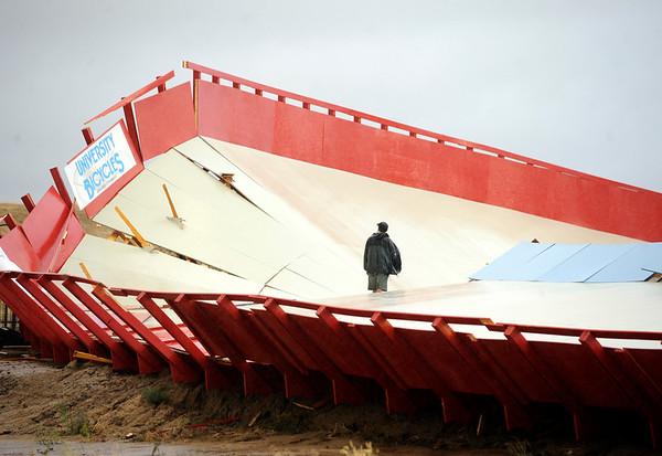 Erie Storm Damage on Aug 3, 2013