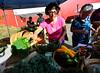 KRISTOPHER RADDER - BRATTLEBORO REFORMER<br /> Sara Phillips, of Brattleboro, looks for fresh vegetables at the evening farmers market in Brattleboro on Tuesday, Sept. 19, 2017.