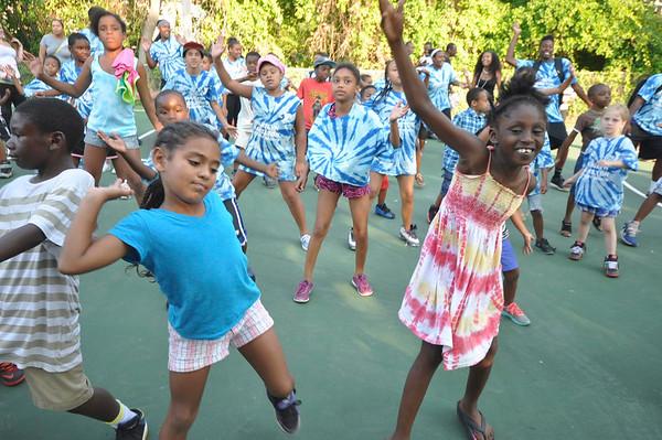 Closing Ceremony Literacy Sports Program-081715