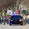 SAM HOUSEHOLDER | THE GOSHEN NEWS<br /> The Wakarusa Maple Syrup Festival parade makes its way up Waterford Street Saturday morning. The 45th annual festival concludes today.