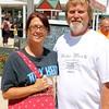 April Odell and Jim Lemarr Jr. of Millersburg.