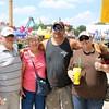 Frank Walker, Joanne Walker, Tim Valle and Amy Valle, all from Elkhart.
