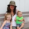 Corinne, 3, Amber Main, Tyson, 6 months. Chicago