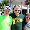 Mason Bogue, Jake Angus and Nate Angus of Goshen.