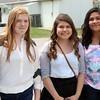 Amanda Garrison, Jackie Martinez, Marissa Diaz. Elkhart