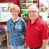Sherry and Harold Cripe of Goshen.
