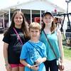 Grace Leer, Ty Leer, Abigail Chupp. From Goshen