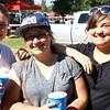 Brenda Chupp, Hannah Chupp and Courtney Schwartz. Michigan.