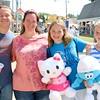 Trent Zimmerman, Edna Zimmerman, and Caitlin Zimmerman of Goshen, and  Abby Alfrey of Elkhart.