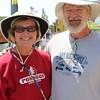 Deb and John Landa of Syracuse.