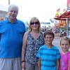 Daniel and Krista Haskett, Elkhart. Daniel and Lillian Haskett of Michigan.