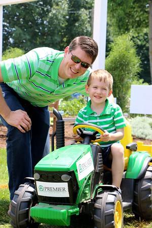 Matthew Wesco, 3, and Jonathan Wesco, Granger