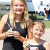 Samantha and Bryana Croy of Nappanee.