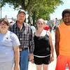Sabrina Wakeman, Stephen Atchison, Deborah Atchison, Kenneth Sangster of Elkhart.