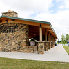 SHEILA SELMAN | THE GOSHEN NEWS<br /> Chiddister Pavilion at Fidler Pond Park is a popular feature of the park. Goshen Parks Department Superintendent Sheri Howland said that pavilion is booked solid through the summer.