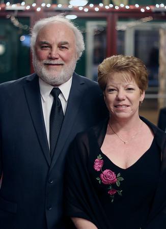 LYNNE ZEHR| THE GOSHEN NEWS<br /> Gordon and Sharon Miller attended Admit One.