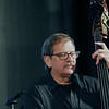 LYNNE ZEHR| THE GOSHEN NEWS<br /> Everett Thomas performs with Jabberwock Jazz Quartet.