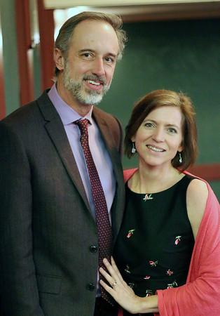 LYNNE ZEHR| THE GOSHEN NEWS<br /> Julia King and Stuart Meade attended Admit One.