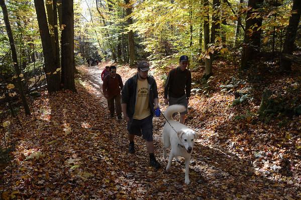 46th annual Mount Greylock Ramble-101413