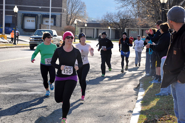 2nd Annual Up Front for DeMar 5K Race-111113
