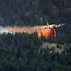 Fourmile Canyon fire in Boulder, Colorado September 6, 2010.  CAMERA/Mark Leffingwell