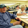 "Ernie and Susan Pick evacuated their home up Sunshine Canyon. They are eating at the North Boulder Rec Center.<br /> For  videos and photos of the fire,  go to  <a href=""http://www.dailycamera.com"">http://www.dailycamera.com</a>.<br /> Cliff Grassmick / September 6, 2010"