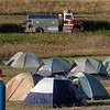 "Numerous tents still remain at the Boulder Reservoir.<br /> Fire fighting staff was busy at the Fourmile Mile Fire Incident center on Saturday.<br /> For  videos  and photos relating to the fire,  go to  <a href=""http://www.dailycamera.com"">http://www.dailycamera.com</a>.<br /> Cliff Grassmick / September 11, 2010"