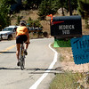 "Cyclists pass a thank you sign on  their way up Deer Trail Road in Boulder Heights on Saturday.<br /> Residents in the Boulder Heights area of the Fourmile Fire move back, check on their houses on September 11, 2010.<br /> For  videos  and photos relating to the fire,  go to  <a href=""http://www.dailycamera.com"">http://www.dailycamera.com</a>.<br /> Cliff Grassmick / September 11, 2010"