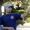 "Firefighter Rod Moraga, talks to the media during a mixer Saturday night, Moraga was one of the local firefighters that lost their home.<br /> For more videos and photos from the fire, go to  <a href=""http://www.dailycamera.com"">http://www.dailycamera.com</a>.<br /> September 11, 2010/ Cliff Grassmick"
