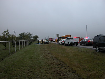 Farmer Rd. accident Oct. 2010