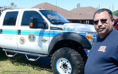 Mooretown Rancheria new Fire Trucks