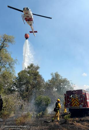 Neal Road Fire Thursday June 26, 2014