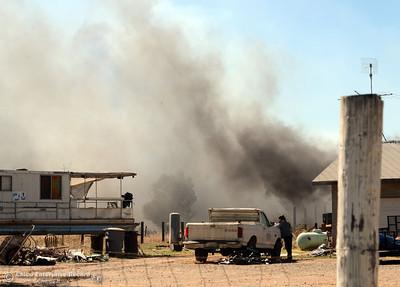 Power House Hill Rd. Fire