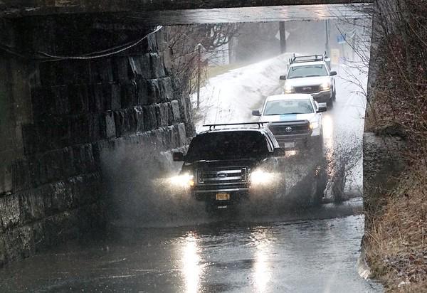 Flash flooding - 011218