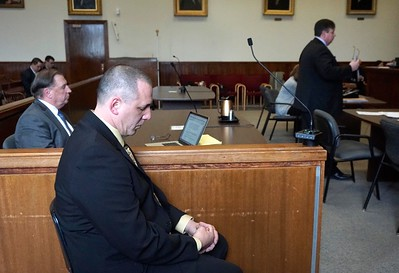 Former Pittsfield Police Officer Jeffrey Coco pleads guilty - 032717