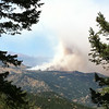 """user submitted photo - iPhone app.<br /> Dirk Dobeare<br /> """"1:59 pm from Green Mountain Trail"""""""