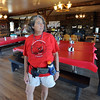 "Lynn Walker was thankful the the main guest lodge survived the fire.<br /> Mike and Lynn Walker of Colorado Mountain Ranch lost their home and other buildings in the Four Mile Canyon Fire.<br /> For a video and photos of Colorado Mountain Ranch, go to  <a href=""http://www.dailycamer.com"">http://www.dailycamer.com</a>.<br /> Cliff Grassmick / August 26, 2011"