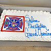 "The cake for the opening ceremony of the new Fourmile Fire Department's Salina Fire Station on Saturday, Dec 3, in the Fourmile Canyon area of Boulder County. The fire station was destroyed in the Fourmile Canyon fire. For more photos and video of the ceremony go to  <a href=""http://www.dailycamera.com"">http://www.dailycamera.com</a><br /> Photo by Jeremy Papasso"