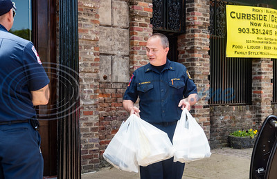 Free Meals for First Responders