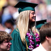 20110528_NHS_9.jpg Kelly Lammers is acknowledged for her academic acheivements during Niwot's graduation Saturday, May 28, 2011. (Joshua Buck/Times-Call)