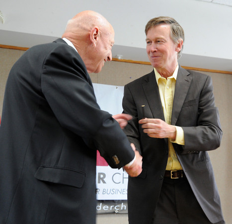 Governor Hickenlooper Signs Enterprise Zones Bill